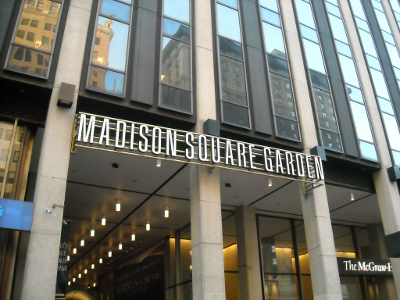 Upcoming Events At Madison Square Garden