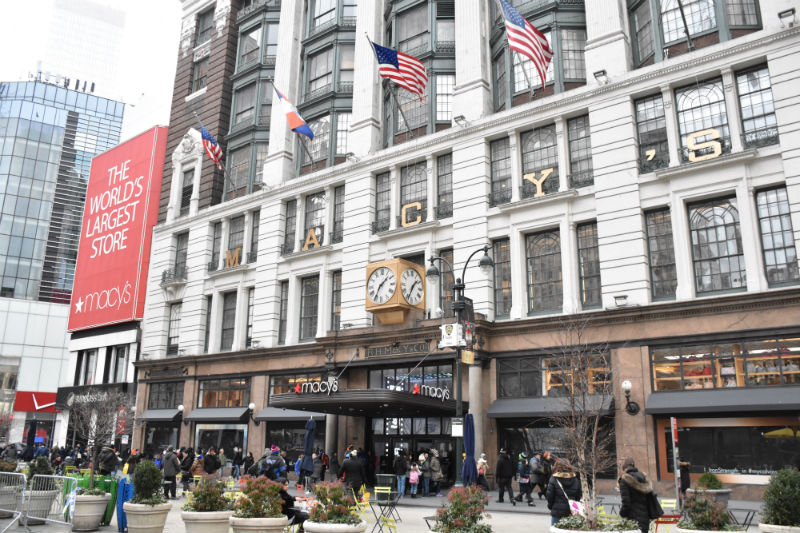 The best places to shop in new york gray line new york for Top places to visit nyc